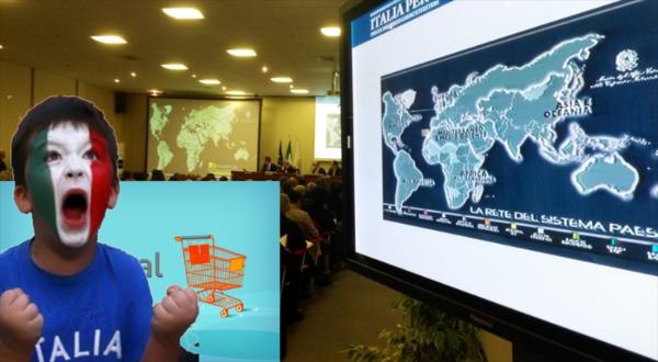 Settembre: Poca Italia nel Negozio Globale. Gratis su Amazon UK