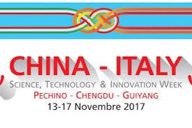 China – Italy 13 al 17 Novembre, Pechino